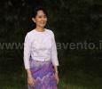 Rangoon, Aung San Suu Kyi.