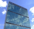 New York, the United Nations.
