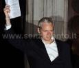 Londra, Julian Assange.