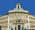 Roma, Palazzo Montecitorio.