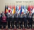 Parigi, Summit sulla Libia.