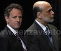 Washington, Timothy Geithner e Ben Bernanke.
