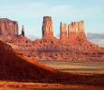 Monument Valley, Utah/Arizona, U.S.A.