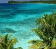Baia Santal, Nuova Caledonia, Francia.