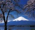 Monte Fuji, Giappone.