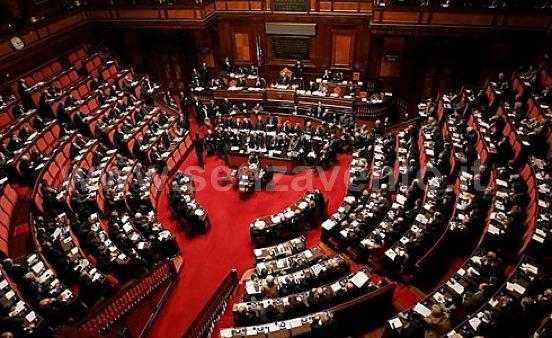 Senato della Repubblica Italiana. Palazzo Madama