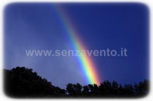L'arcobaleno, il nostro simbolo di speranza, rinascita e trasformazione… Il nostro obiettivo comune.