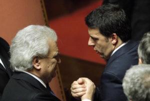 Verdini Renzi